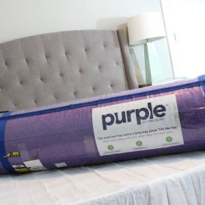 purple-mattress-on-bed