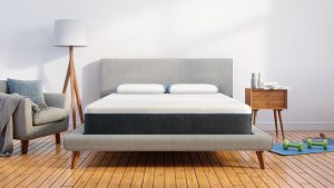 Leesa Mattress Slatted Bed