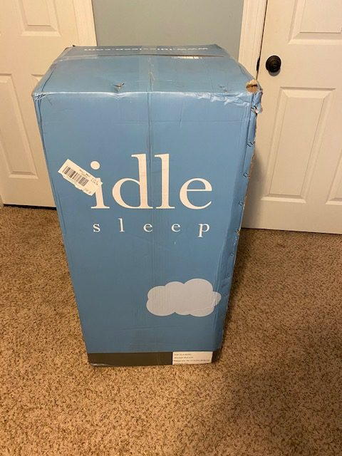 IDLE sleep unpacking
